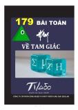Hướng dẫn giải 179 bài toán về tam giác