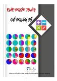 Ebook Các phép toán về phân số