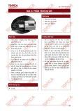 Bài giảng Quản trị dự án - Bài 3: Phân tích dự án