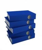 Quy trình thực hiện các hoạt động: Giáo dục nghề nghiệp và công tác xã hội
