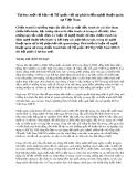 Tư duy mới về bảo vệ Tổ quốc với sự phát triển nghệ thuật quân sự Việt Nam - TS. Phạm Duy Dương