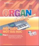 Mỗi tuần một bài học - Organ măng non(Phần 1): Phần 2