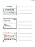Bài giảng Kế toán tài chính: Chương 1 - Trần Thị Phương Thanh (2015)