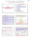 Bài giảng môn học Nguyên lý và phương pháp chọn giống cây trồng: Chương 4 - TS. Trần Văn Quang