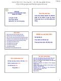 Bài giảng môn học Nguyên lý và phương pháp chọn giống cây trồng: Chương 1 - TS. Trần Văn Quang