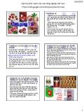 Bài giảng Chọn giống cây trồng dài ngày - Chương 7: Chọn giống vải (2015)
