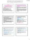 Bài giảng Thuốc bảo vệ thực vật (Phần A: Những hiểu biết chung về thuốc bảo vệ thực vật, quản lý và sử dụng) - Chương 4: Các dạng thuốc bảo vệ thực vật và phương pháp sử dụng