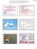 Bài giảng Thuốc bảo vệ thực vật (Phần A: Những hiểu biết chung về thuốc bảo vệ thực vật, quản lý và sử dụng) - Chương 1: Cơ sở độc học nông nghiệp