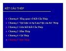 Bài giảng Kết cấu thép: Chương 5 - ThS. Cao Tấn Ngọc Thân