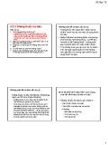 Bài giảng Bảo vệ rừng tổng hợp: Chương 4 - GS.TS. Nguyễn Thế Nhã (TT)
