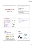 Bài giảng Công nghệ sinh học: Công nghệ DNA tổ hợp - Nguyễn Vũ Phong