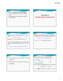 Bài giảng Toán cao cấp A5 - Chương 4: Phương trình vi phân cấp 2