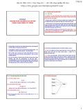 Bài giảng môn học Nguyên lý và phương pháp chọn giống cây trồng: Chương 5 - TS. Trần Văn Quang