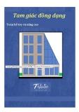 Tam giác đồng dạng - Toán bổ trợ và nâng cao