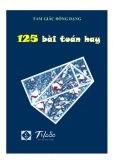 Tam giác đồng dạng và 125 bài toán