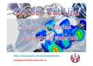 Bài giảng Sức bền vật liệu: Chương 0 - Trang Tấn Triển