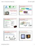 Bài giảng Quản lý và sử dụng năng lượng: Chương 8 - ThS. Trần Công Binh