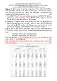Bài giảng Quản lý và sử dụng năng lượng: Chương 5 - ThS. Trần Công Binh (tt)