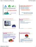 Bài giảng Quản lý và sử dụng năng lượng: Chương 7 - ThS. Trần Công Binh