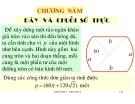 Bài giảng Toán giải tích 1: Chương 5 - Dương Minh Đức