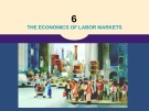 Lecture Principles of economics - Chapter 6: The markets for the factors of production