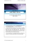 Bài giảng Kỹ thuật lập trình cơ bản (C++): Chương 0 - ThS. Trần Nguyễn Anh Chi