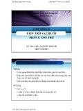 Bài giảng Kỹ thuật lập trình cơ bản (C++): Chương 6 - ThS. Trần Nguyễn Anh Chi