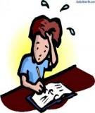 Bài tập chương phản ứng oxi hóa khử và phương pháp chuẩn độ oxi hóa khử
