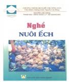 Ebook Nghề nuôi ếch: Phần 1