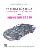 Ebook Kỹ thuật sửa chữa ôtô và động cơ nổ hiện đại (Tập 4: Khung gầm bệ ôtô): Phần 2