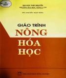 Giáo trình Nông hóa học: Phần 1 - PTS. Nguyễn Ngọc Nông