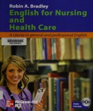 Ebook English for nursing and health care: Part 1