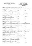 8 đề kiểm tra học kì 1 môn: Toán 5