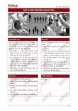 Bài giảng Quản trị học - Bài 3: Môi trường quản trị