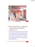 Bài giảng Kỹ thuật thi công (Phần 3: Công tác xây tô - Hoàn thiện): Chương 1 - Lương Hòa Hiệp