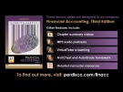Lecture Financial accounting - Chapter 3: Adjusting the accounts