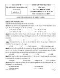 Đề thi kết thúc học phần Kinh tế vi mô (năm 2014): Đề số 03