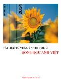 Tài liệu từ vựng ôn thi TOEIC song ngữ Anh - Việt