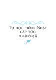 Ebook Tự học tiếng Nhật cấp tốc