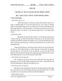 Bài giảng môn Đo đạc địa chính: Phần 3 - Nguyễn Đức Huy