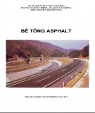 Giáo trình Bê tông Asphalt: Phần 1
