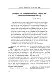 Tương tác con người và môi trường ở Tràng An, Ninh Bình từ 30.000 năm đến nay
