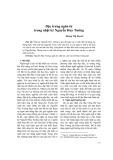 Đặc trưng ngôn từ trong nhật ký Nguyễn Huy Tưởng