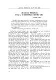 Cách mạng tháng Tám trong ký ức nhà sử học Trần Huy Liệu