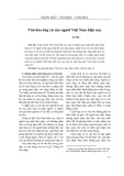 Văn hóa ứng xử của người Việt Nam hiện nay