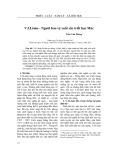 V.I.Lênin - Người bảo vệ xuất sắc triết học Mác