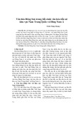 Văn hóa Đông Sơn trong bối cảnh văn hóa tiền sử khu vực Nam Trung Quốc và Đông Nam Á