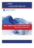 Bài giảng Giáo trình Revit Structure 2015 - Nguyễn Hoàng Anh