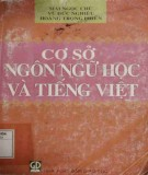 Giáo trình Cơ sở ngôn ngữ học và tiếng Việt: Phần 2