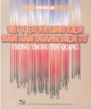 Ebook Vật liệu và linh kiện bán dẫn quang điện tử trong trong thông tin quang: Phần 1